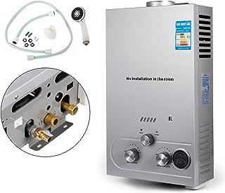 comprar comparacion Guellin LNG Calentador de Agua de Gas Natural Calentador de Agua Calentador de Agua Automático Calentador de Agua Instantá...
