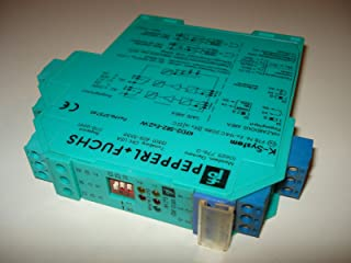 PEPPERL FUCHS KFD2-SR2-EX2.W ISOLATOR K SYSTEM MODULE 37374S