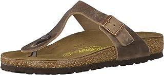 Birkenstock Schuhe Gizeh Nubukleder Normal