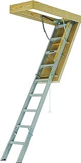 Louisville Ladder AEE2210 Energy efficient attic Ladder, 22.5