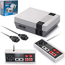 Sponsored Ad - Classic Retro Game Console with 2 Controllers, Classic Mini Video Games Consoles with 620 Games - AV Output photo