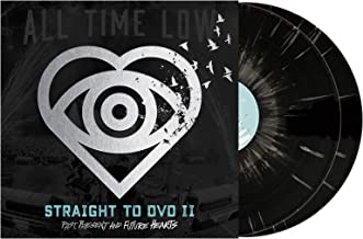 All Time Low ‎– Straight To DVD 2: Past, Present, and Future Hearts [Exclusive Black with Silver Splatter 2X LP Vinyl]