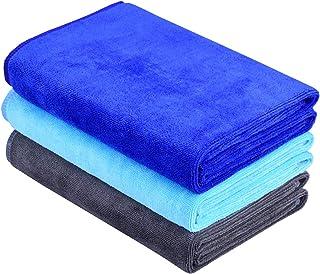 HOPESHINE Microfiber Gym Towels Fast Drying Sports Towel...