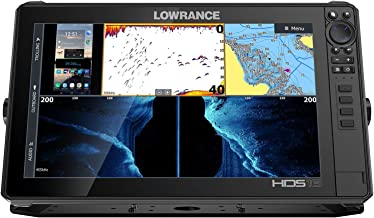 HDS-16 LIVE - 16-inch Fish Finder with Active Imaging 3 In 1 Transducer with FishReveal Fish Targeting and smartphone integration. Preloaded C-MAP US Enhanced mapping.