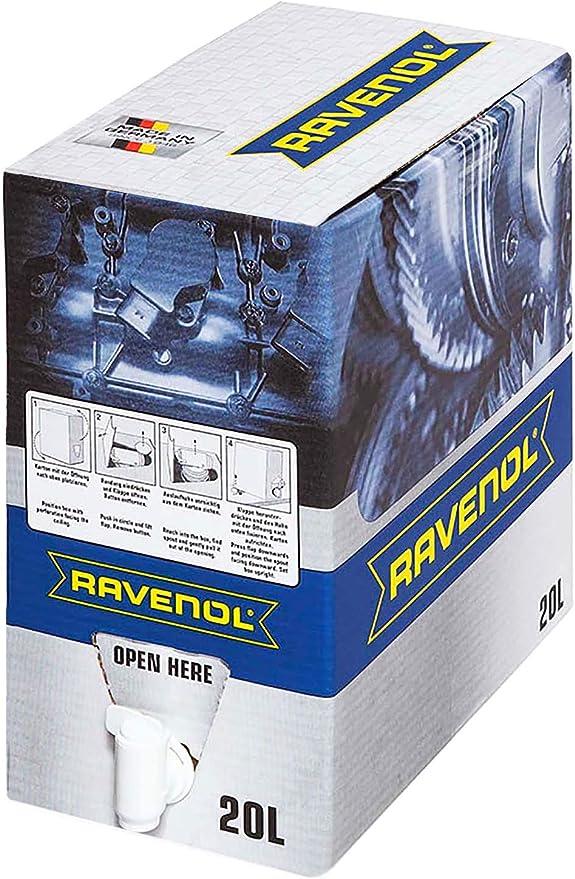 Ravenol Ssl Sae 0w 40 0w40 Vollsynthetisches Motoröl 20 Liter Auto