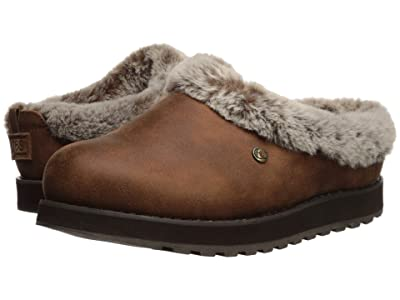 BOBS from SKECHERS Keepsakes R E M (Brown) Women