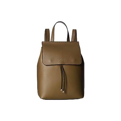 GUESS Ella Backpack (Olive) Backpack Bags