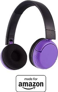 "BuddyPhones Pop Time, brandneu, ""Made for Amazon"", Violett (Altersklasse: 8 15 Jahre)"