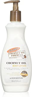 Palmers Coconut Oil Body Lotion 13.5 Ounce Pump (399ml) (3 Pack)