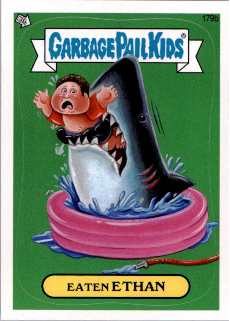 GARBAGE PAIL KIDS NEW SERIES - LOT of 50 DIFFERENT CARDS
