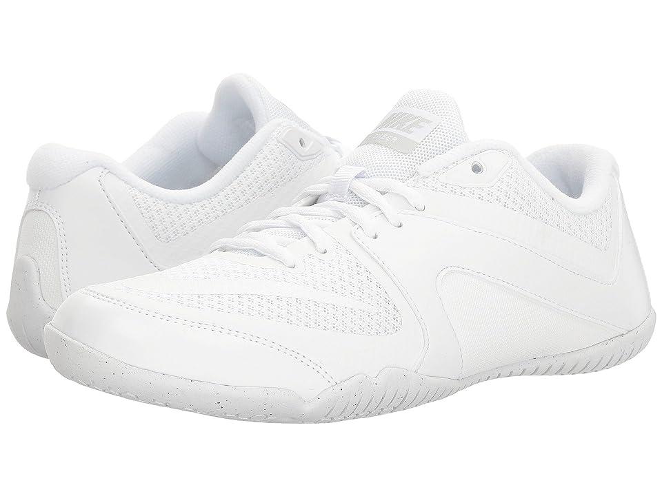 Nike Cheer Scorpion (White/White/Pure Platinum) Women