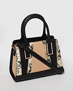 Multi Colour Manon Mini Tote Bag