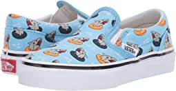 (Floatie Sharks) Sailor Blue/True White