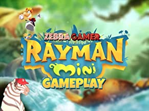 Clip: Rayman Mini Gameplay - Zebra Gamer