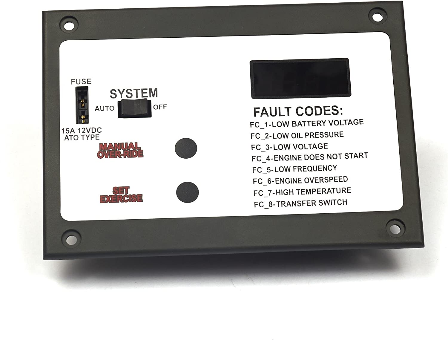 Briggs Ranking TOP1 and Stratton 311353GS - Control Raleigh Mall Panel