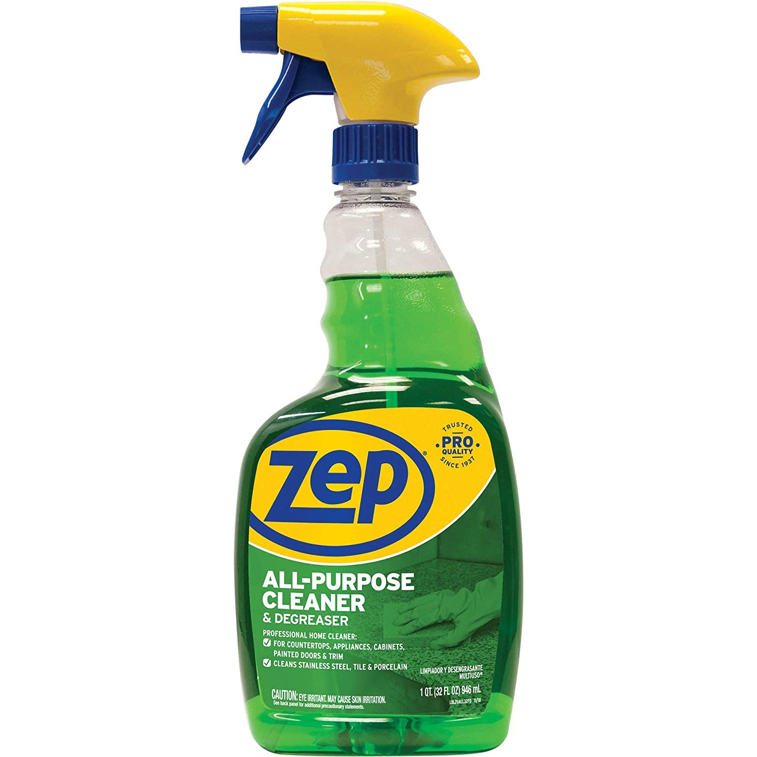 Zep ZPEZUALL32CT All-Purpose Some reservation Cleaner Carton Degreaser 40% OFF Cheap Sale G 12