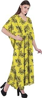 RADANYA Paisley Women's Swimwear Kaftans Swimsuit Cover Up Caftan Beach Long Dress