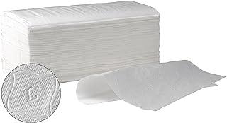 Toalla Secamanos zig zag papel laminadas SUMICEL, Caja de