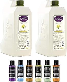 2 x DURU Limon Kolonya 80° 1000 ml | Eau de Cologne | After Shave | woda do golenia | zapach cytryny | woda kolońska | 1 x...