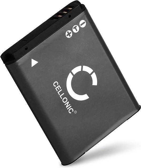 CELLONIC Batería Compatible con Samsung MV800 WB35f WB50f WB30f DV150f ST150f ST77 ST72 ST66 ST30 PL120 PL100 PL20 ES90 ES80 ES65 700mAh BP70A Pila Repuesto sustitución