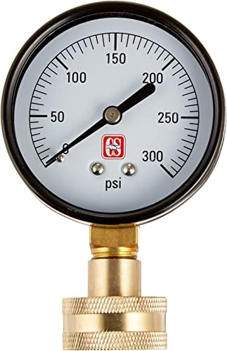 high quality Eastman sale 45169 Water Pressure Test Gauge, high quality Brass sale