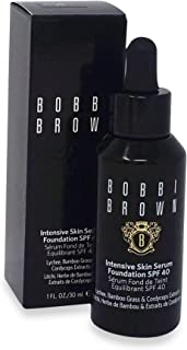 Bobbi Brown Intensive Skin Serum Foundation SPF 40 Warm Almond