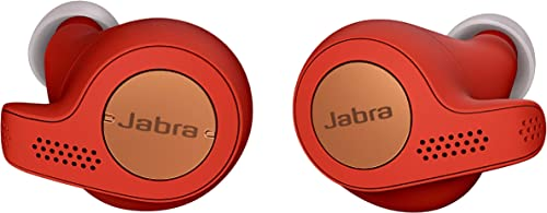 discount Jabra Elite Active 65t discount Earbuds – True Wireless Earbuds with Charging Case, Copper Red – Bluetooth Earbuds with a Secure Fit and Superior Sound, Long Battery new arrival Life and More outlet online sale