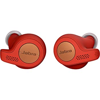 Amazon Com Jabra Elite Active 65t Earbuds True Wireless Earbuds With Charging Case Copper Red Bluetooth Earbuds With A Secure Fit And Superior Sound Long Battery Life And More