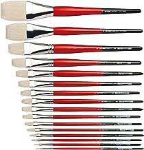 da Vinci Maestro 2 Chungking Bristle Brushes - Flat - Size 7