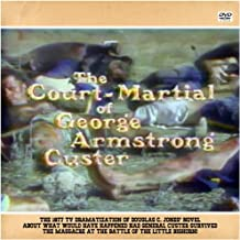 The Court-Martial Of George Armstrong Custer DVD Brian Keith