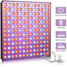 Roleadro LED Grow Light, 75W Grow Light for Indoor Plants Full Spectrum Plant Light for Seedling, Hydroponic, Greenhouse, Succulents, Flower