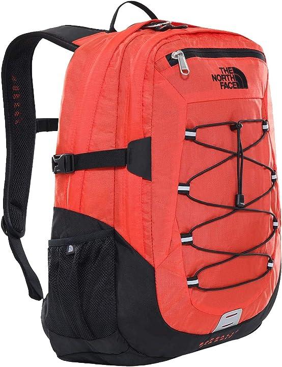 Zaino the north face zaino borealis classic orange/black NF00CF9CTPY1
