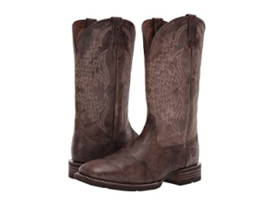 Ariat Tycoon (Antiqued Grey) Cowboy Boots