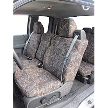 Durafit Seat Covers FD9-CL-C- 2004-2008 Ford F150 XLT Front and Back Seat Set of Seat Covers in Conceal Camo Endura Rear 60//40 Split Seat Front 40//20//40 Split Seat with Integrated Seatbelts