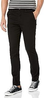 WT02 Men's Long Basic Stretch Skinny Chino Pant