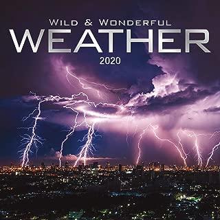Turner Licensing Turner Photo Wild & Wonderful Weather 2020 12X12 Photo Wall Calendar (20998027313)