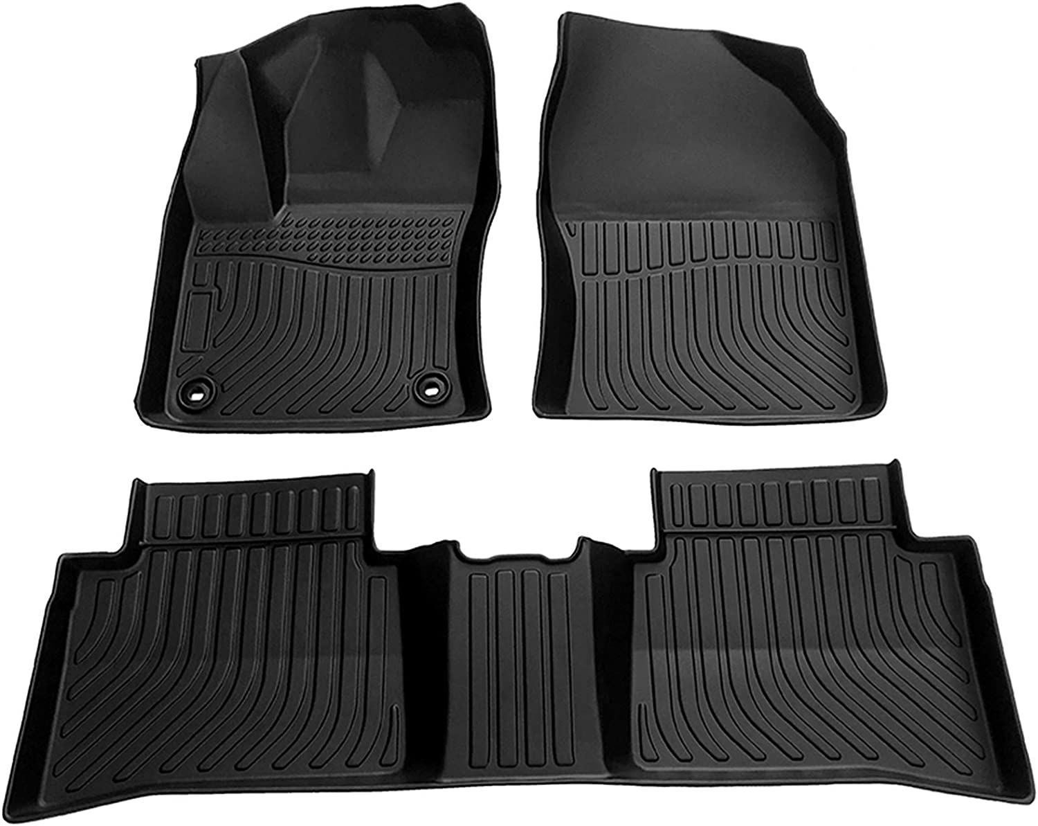 Landrol Car 2021 Floor Mats Replacement Prime Toyota Max 54% OFF Prius 2017-2 for