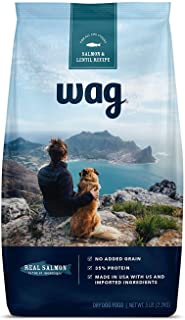 Amazon Brand – Wag Dry Dog Food