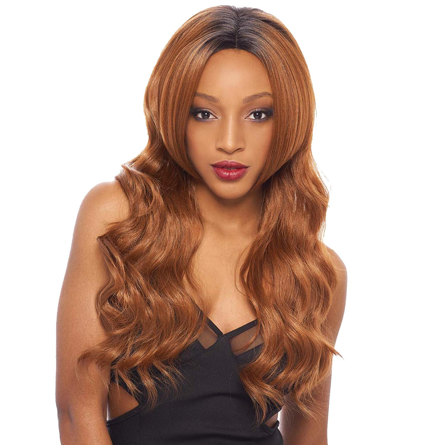 Janet Collection Two Block チープ Lace Wig 激安卸販売新品 - CIARA Je 1 2 Style in