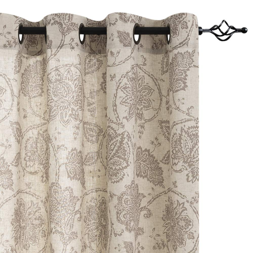 Scroll Pattern Curtains Free Patterns