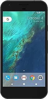 Google Pixel 1st Gen 32GB Factory Unlocked GSM/CDMA Smartphone for AT&T T-Mobile Verizon Wireless Sprint (Quite Black)