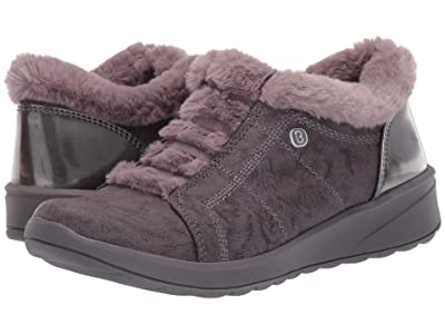 Bzees Golden (Dark Grey Microfiber) Women