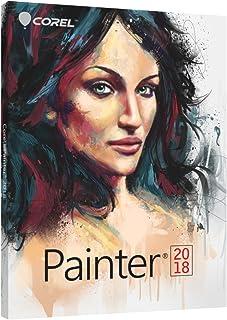 Corel Painter 2018 Digital Art Suite for PC/Mac (Old Version)