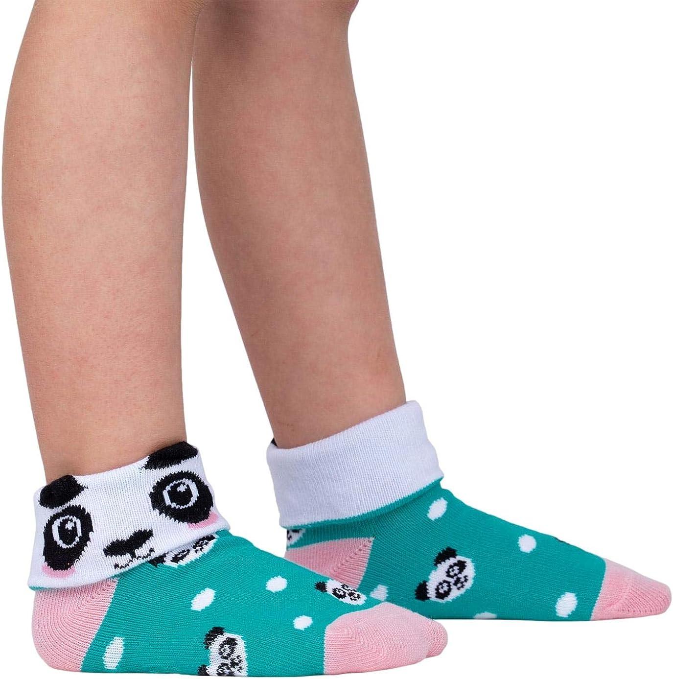 Sock It To Me Toddlers Panda Pair Socks