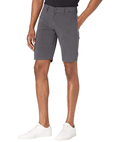 TravisMathew Bayles Shorts (Charcoal) Men
