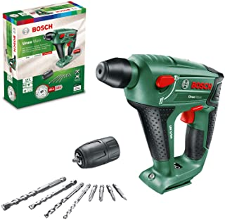 Bosch 060395230C Cordless Drill UneoMaxx (Without Battery, 18 V System, In a Cardboard Box), Green, 27.6 cm*8.9 cm*24.5 cm