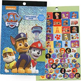 Nickelodeon Paw Patrol Sticker Pad