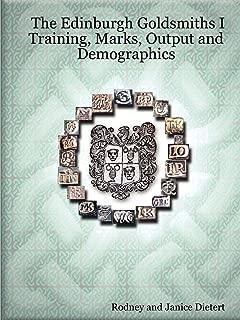 The Edinburgh Goldsmiths I: Training, Marks, Output and Demographics