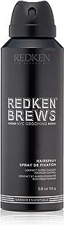 Redken Brews Hairspray for Men, 165g