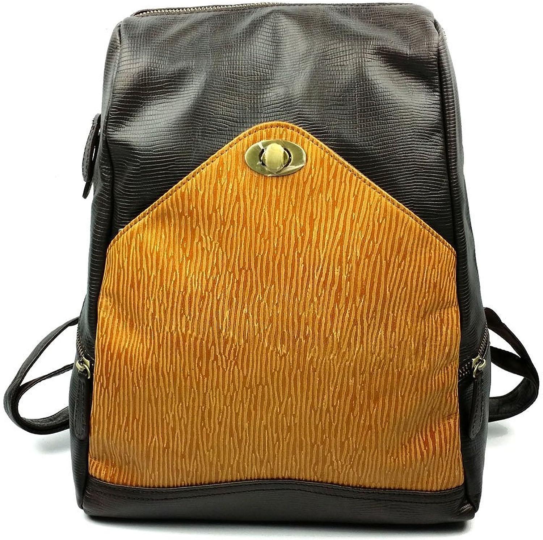 Xuanbao Xuanbao Xuanbao Reisen Sie Leichte Daypack Vintage Damen Rucksack Kontrast Farbe Echtes Leder Daypack Wasserdicht Reißverschluss Outdoor Travel Shopping Casual Schultasche B07G83DV9L | Online Shop  7d7742